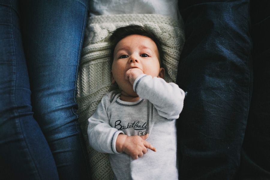 Babyfotografie aan huis Veghel