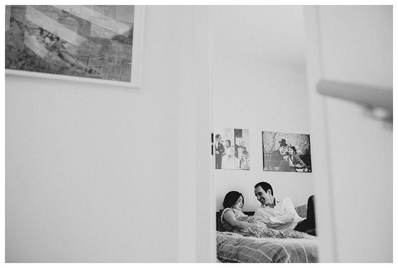 Artistieke lifestyle zwangerschapsfotografie Utrecht