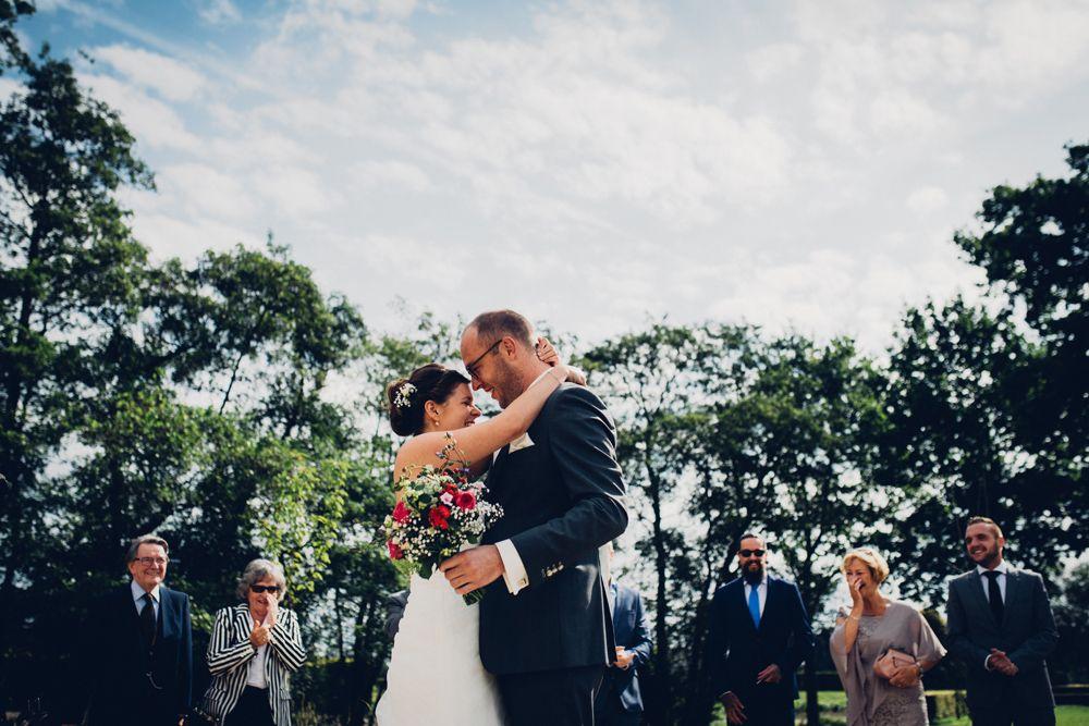 bruidsfotograaf bruitenbruiloft bosbruiloft