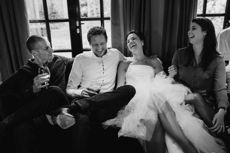 spontane journalistieke bruidsfotografie