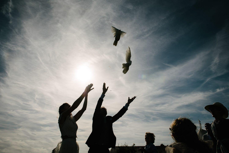 journalistieke bruidsfotografie duiven