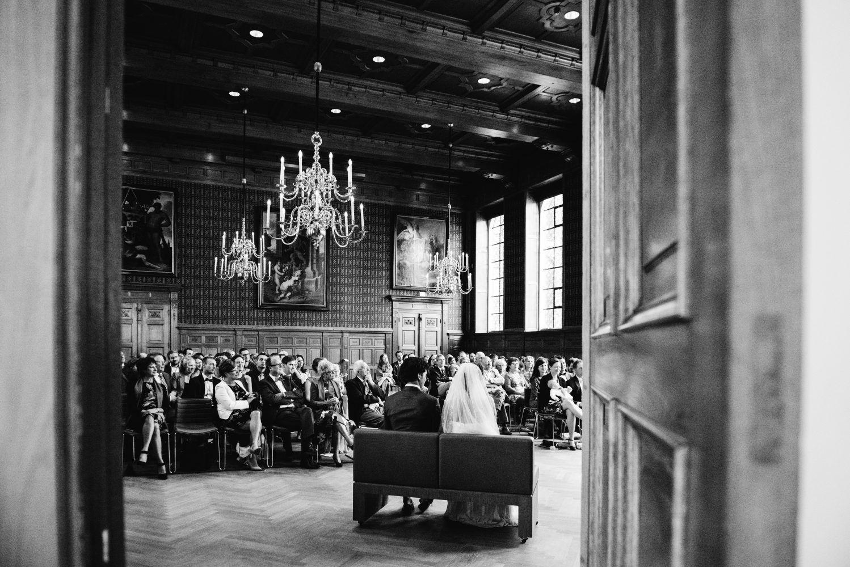 journalistieke bruidsfotograaf trouwens in noord-brabants museum den bosch
