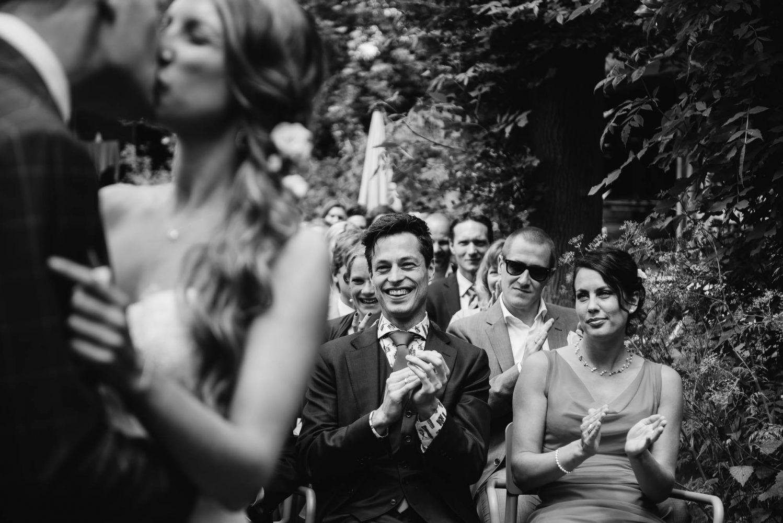 buitenbruiloft journalistieke bruidsreportage