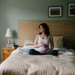Zwangerschapsfotografie aan huis Eindhoven