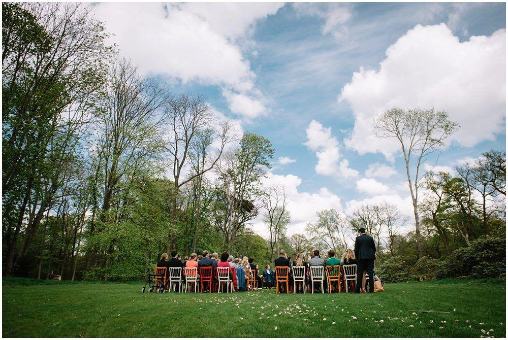 buitenbruiloft Deventer bruidsfotograaf