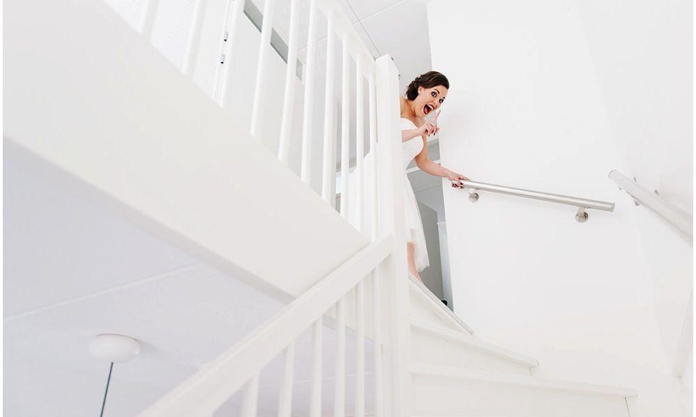 bruidsfotograaf Eindhoven journalistieke bruidsreportage