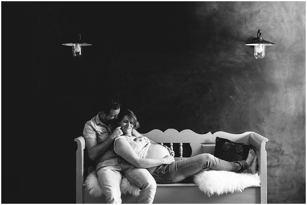 stoere zwangerschapsfotografie Veghel