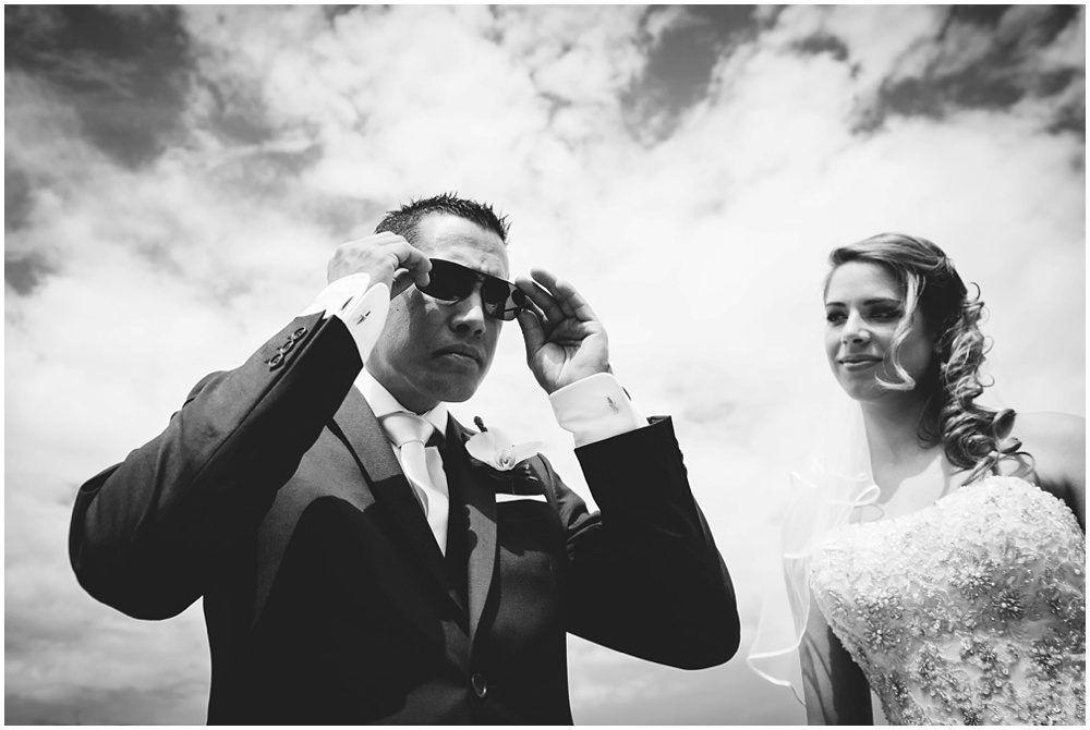 stoere journalistieke bruidsfotografie
