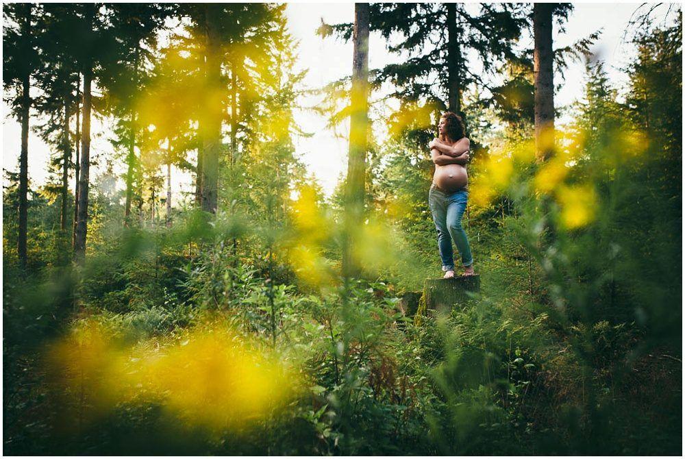 fotograaf zwangerschap