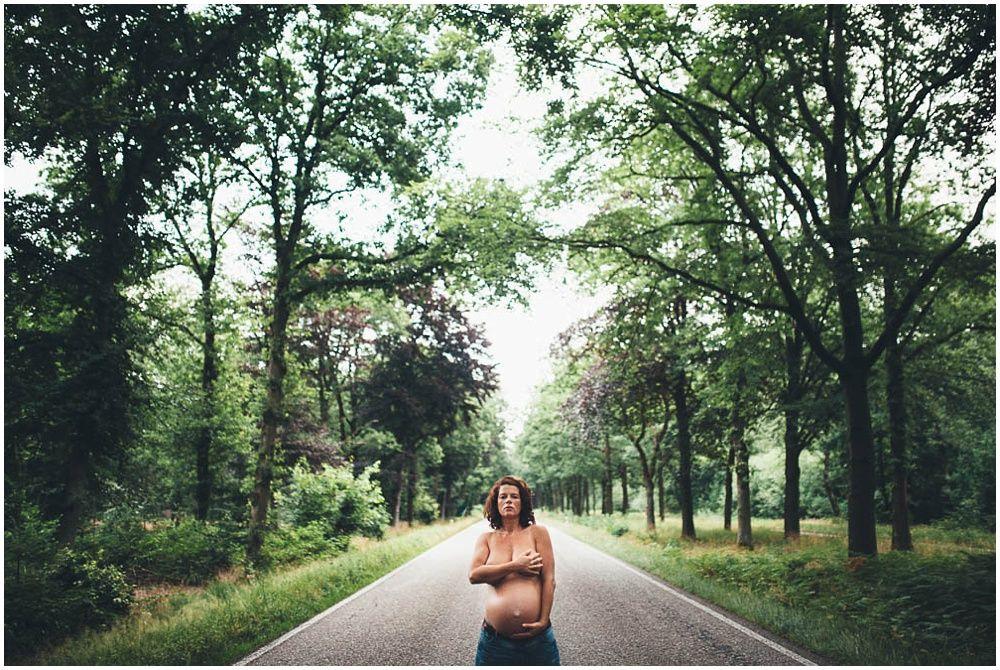 stoere zwangerschapsfotografie Eindhoven Den Bosch Utrecht