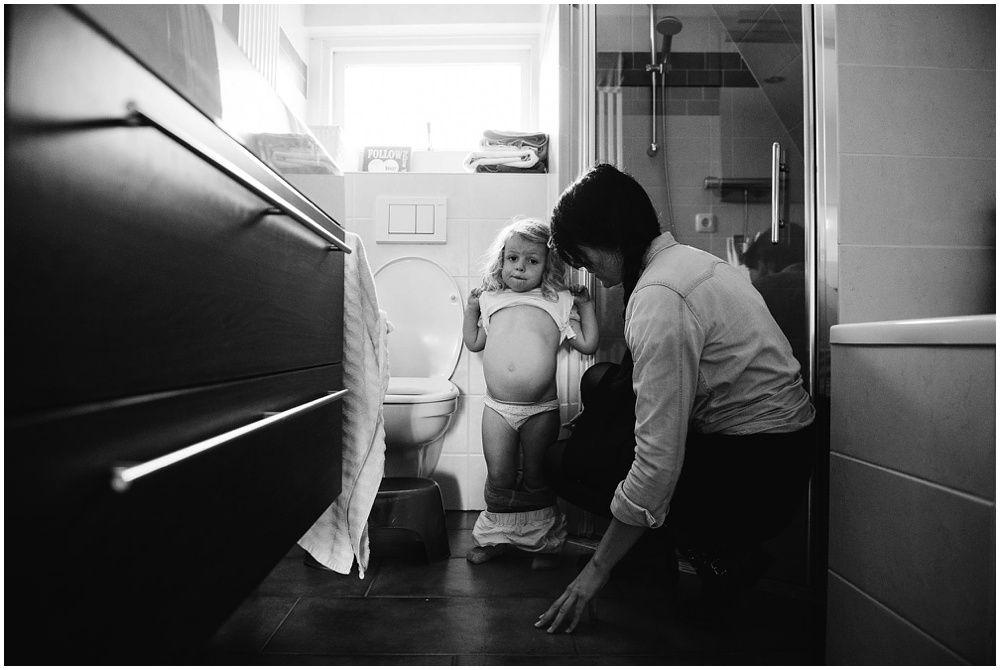 Documentaire niet geposeerde spontane gezinsfotografie Den Bosch