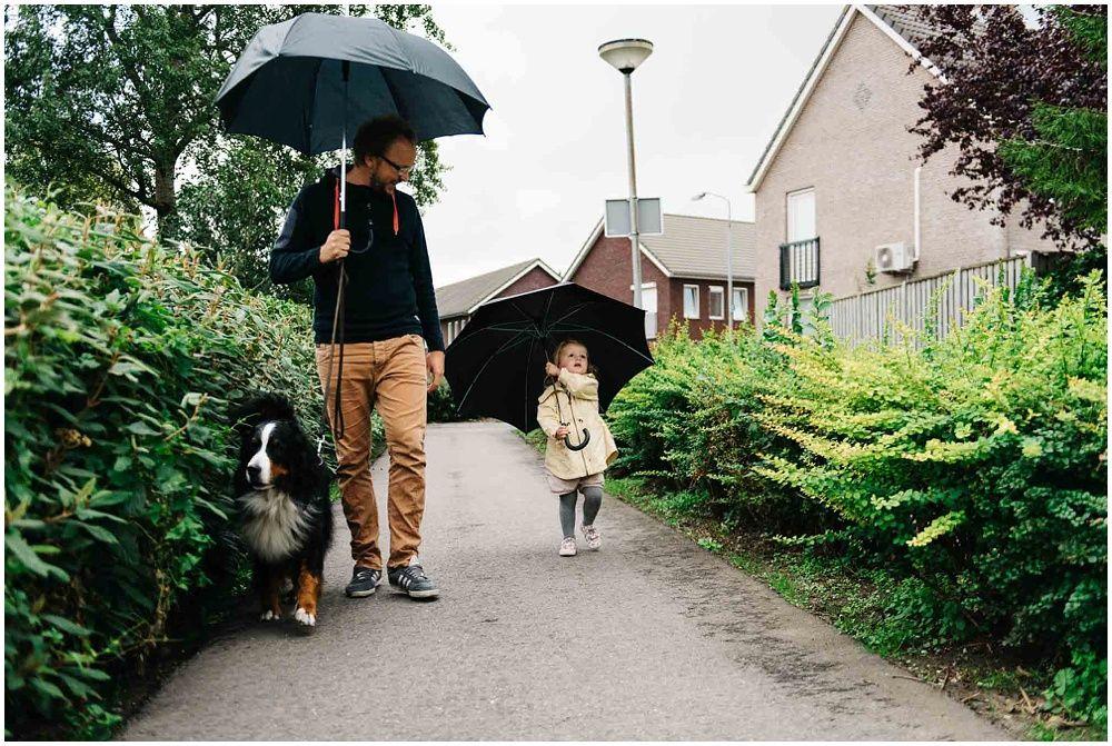 fotograaf gezin spontaan niet geposeerd documentair