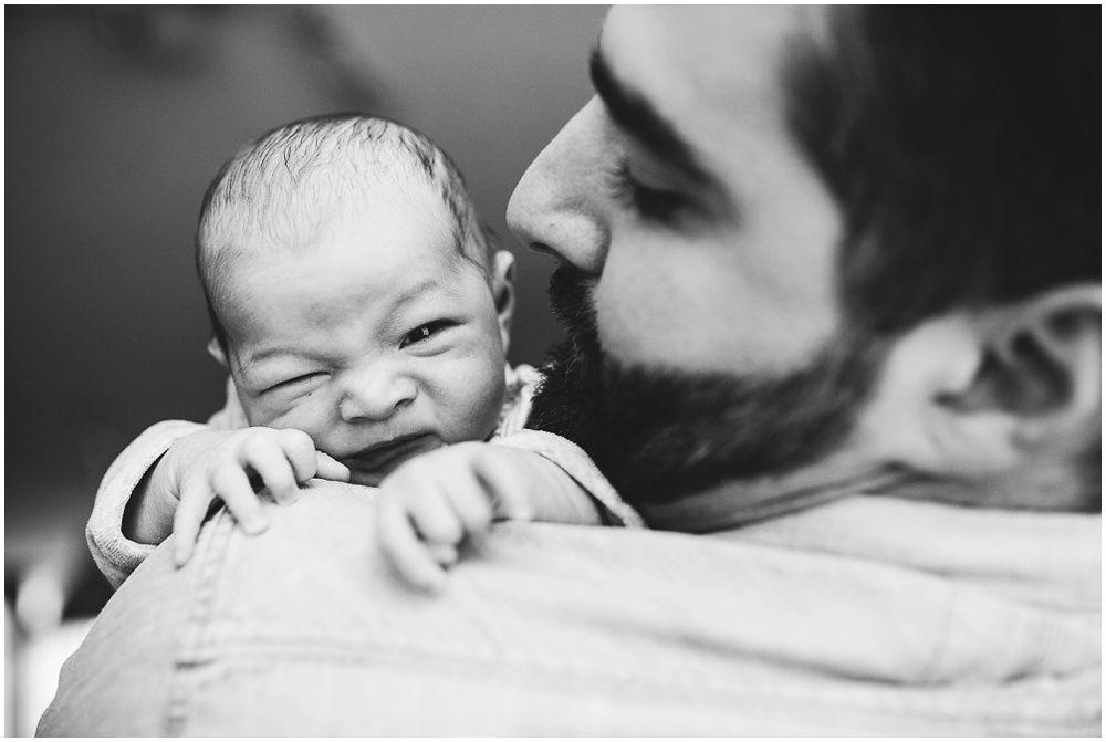 Newbornfotografie ongeposeerd
