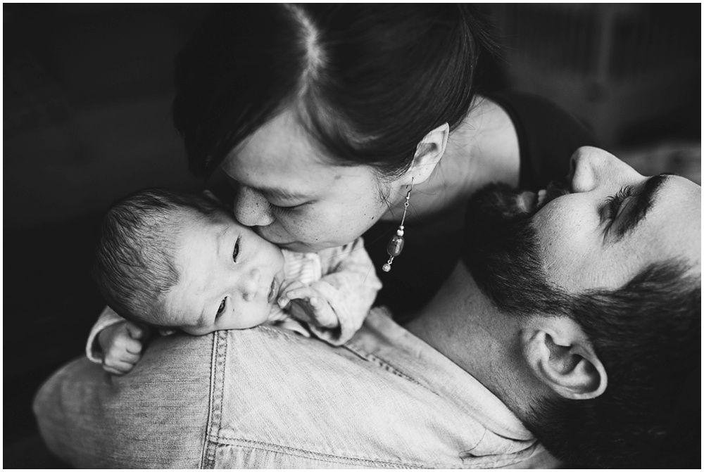 Lifestyle Newbornfotografie Den Bosch