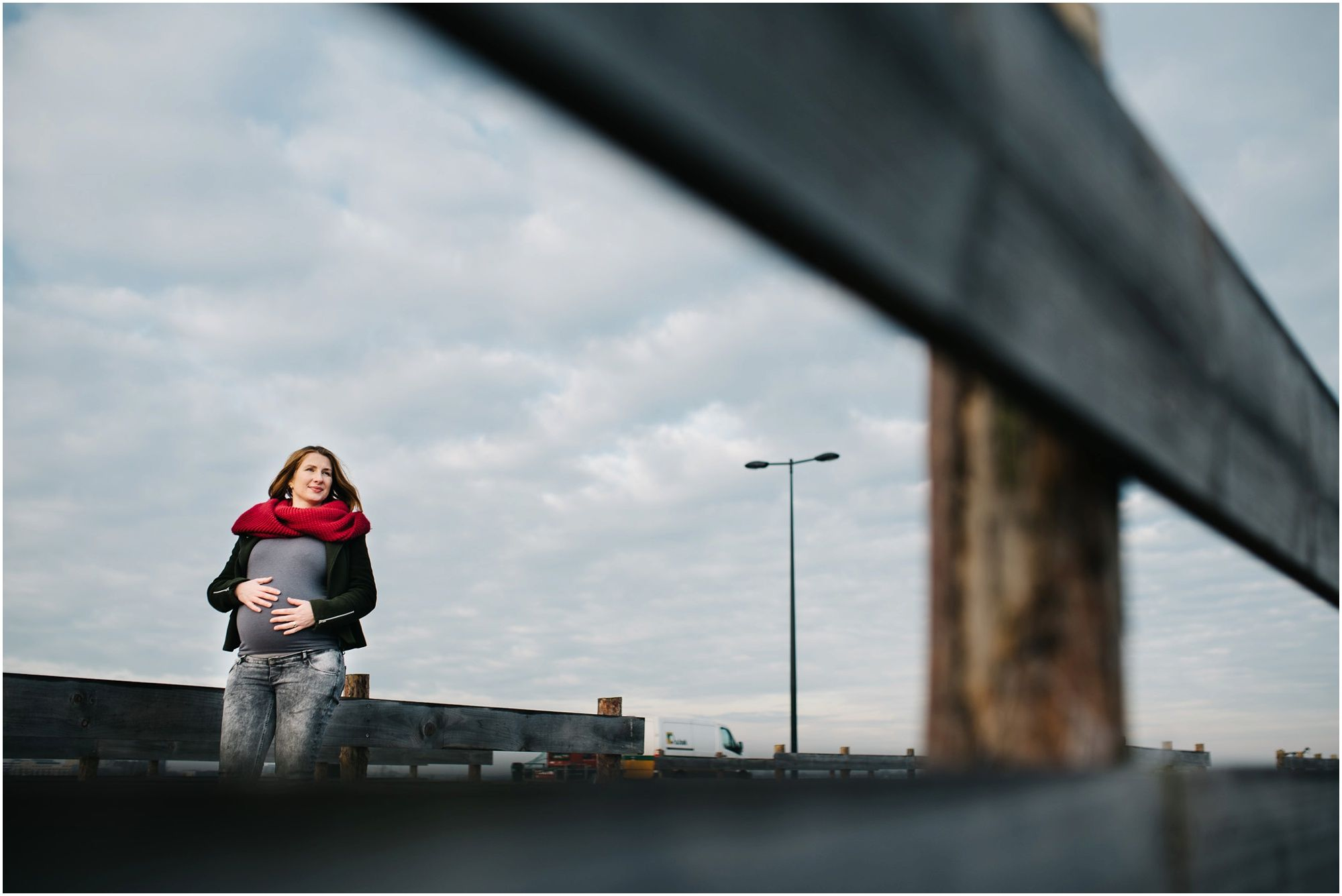 Stoere zwangerschapsfotografie Amsterdam fotoshoot zwangerschap zwangerschapsfoto's