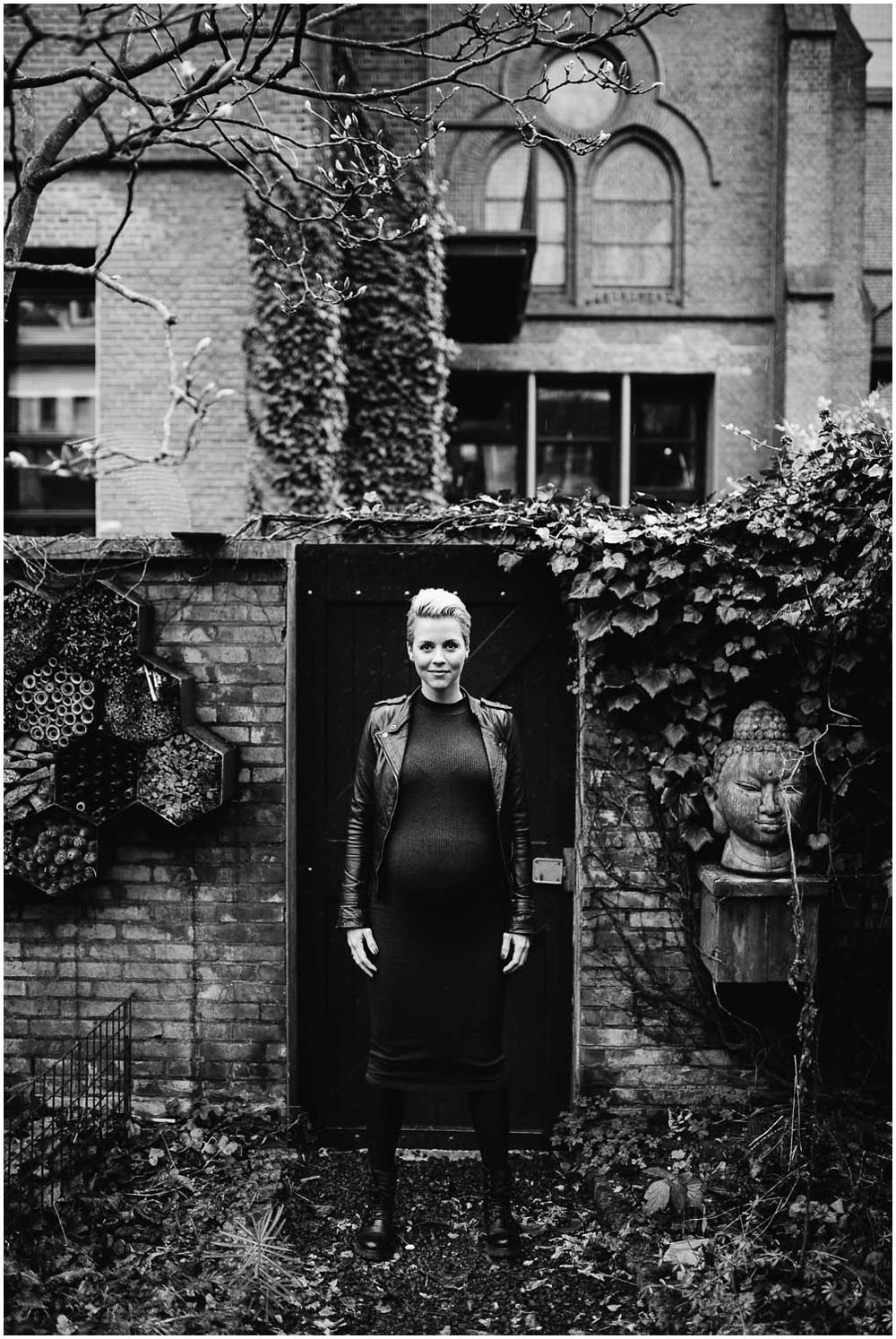stoere zwangerschapsfotografie Arnhem