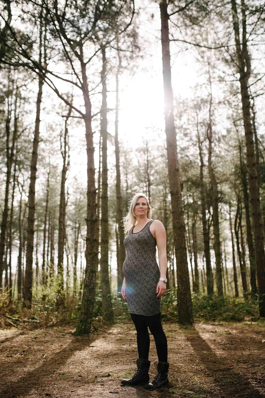 stoere zwangerschapsfoto's Den Bosch fotograaf zwangerschap Rosmalen