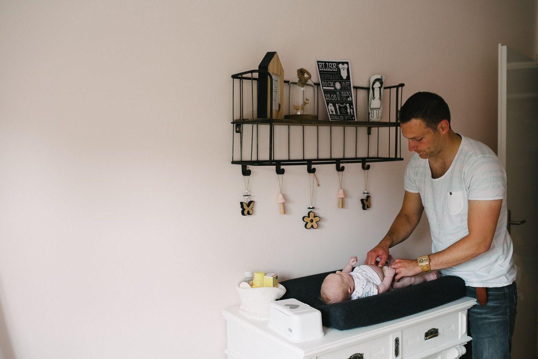 newbornfotografie Rosmalen fotograaf newborn lifestyle