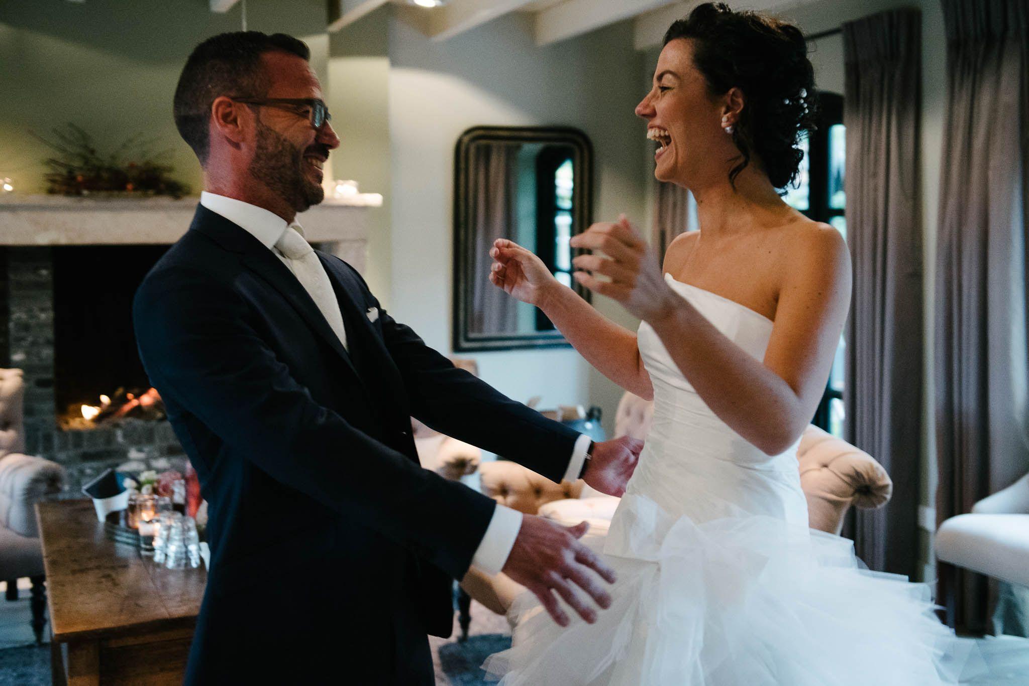 bruidsfotograaf Eindhoven originele journalistieke trouwfotos