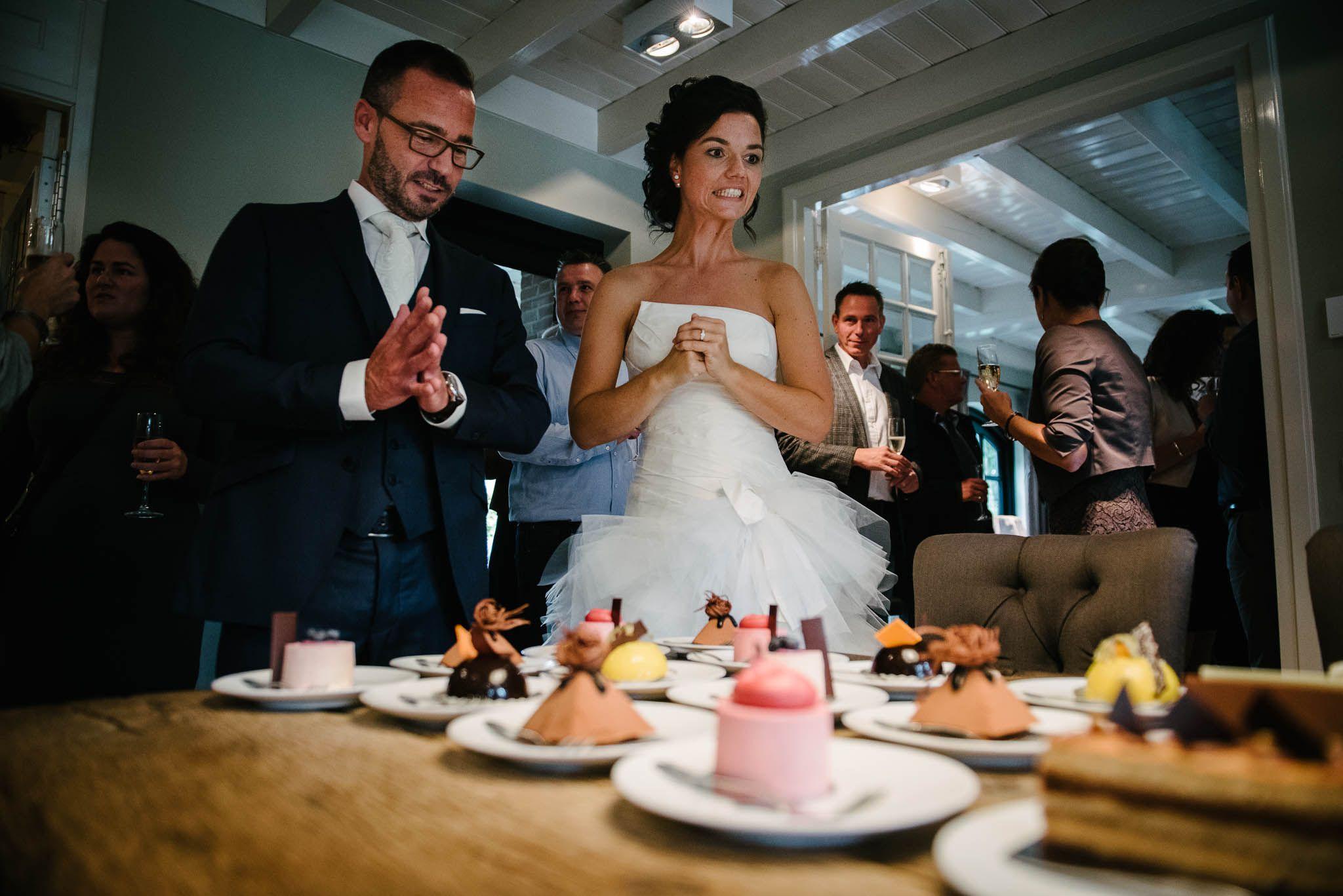 bruidsfotograaf Eindhoven spontane journalistieke trouwfotos