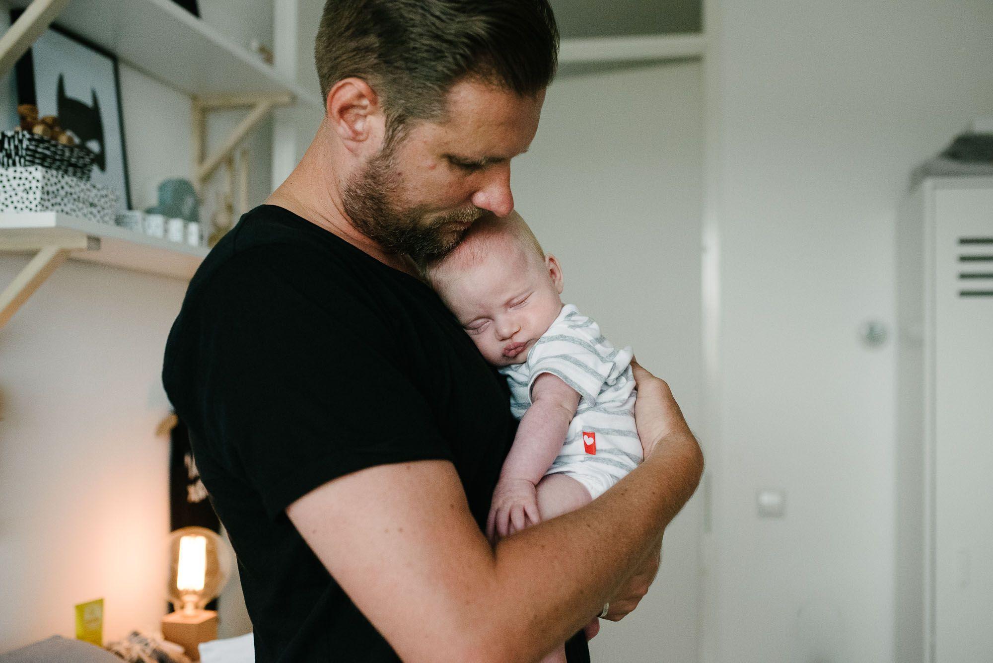 fotograaf newborn baby eindhoven aan huis