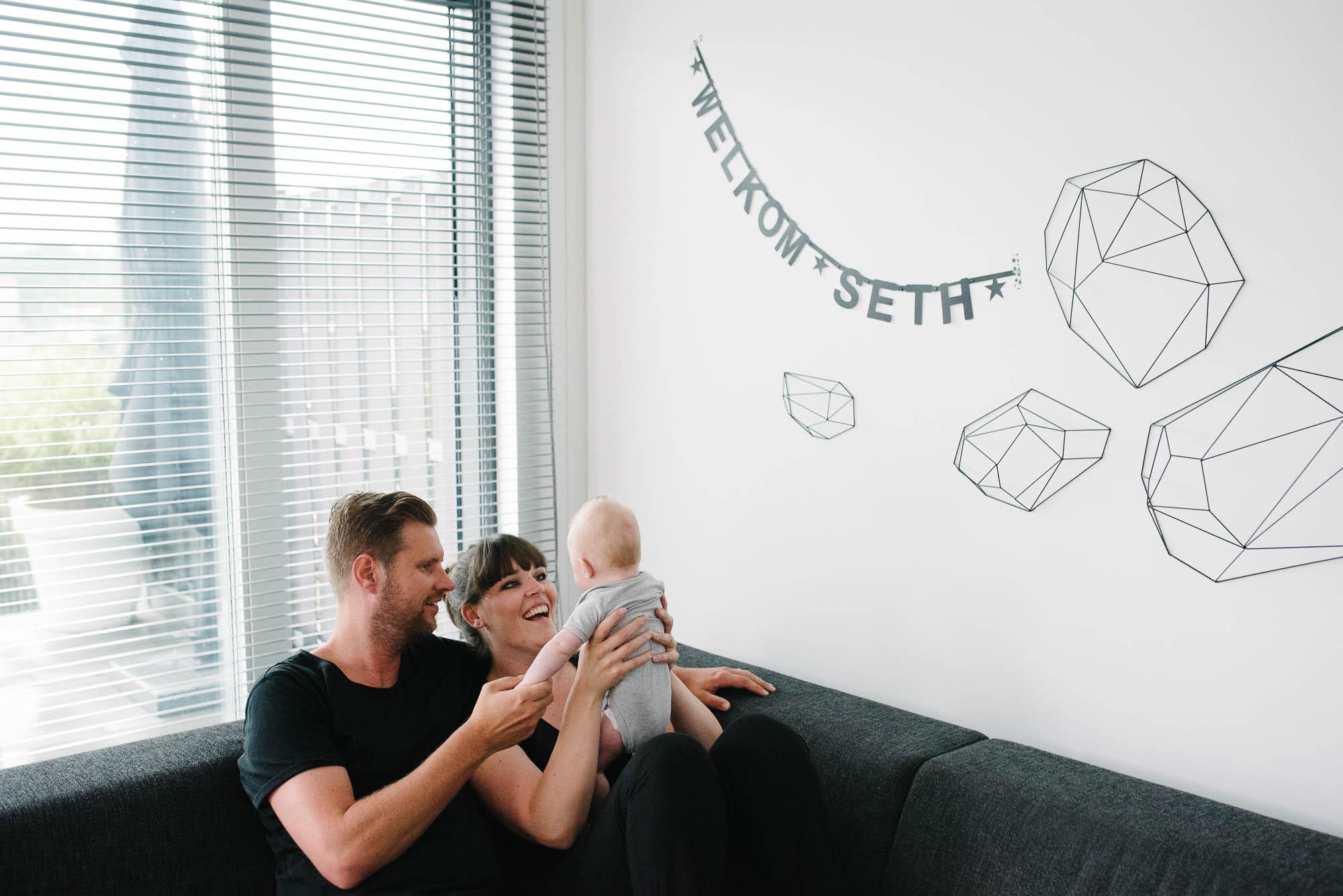 fotograaf newborn baby eindhoven ongeposeerd