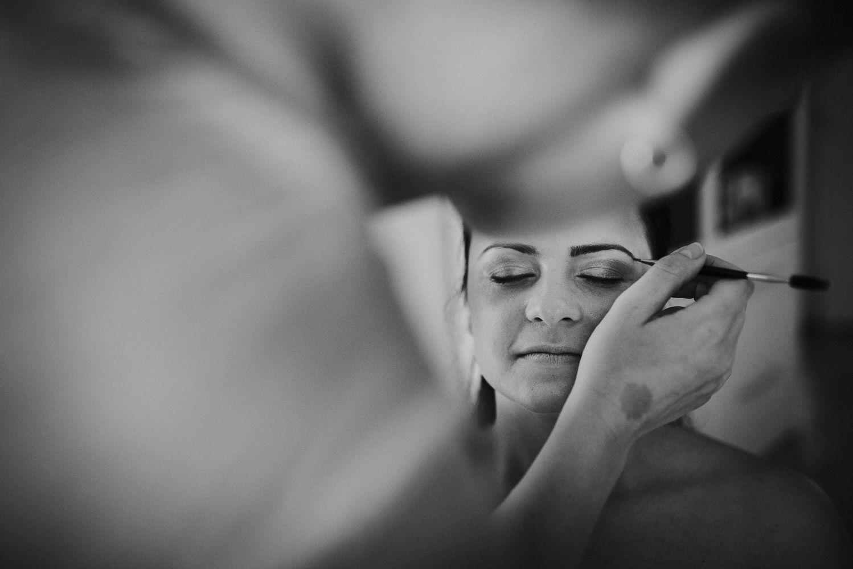 journalistieke creatieve bruidsfotografie - voorbereidingen bruid