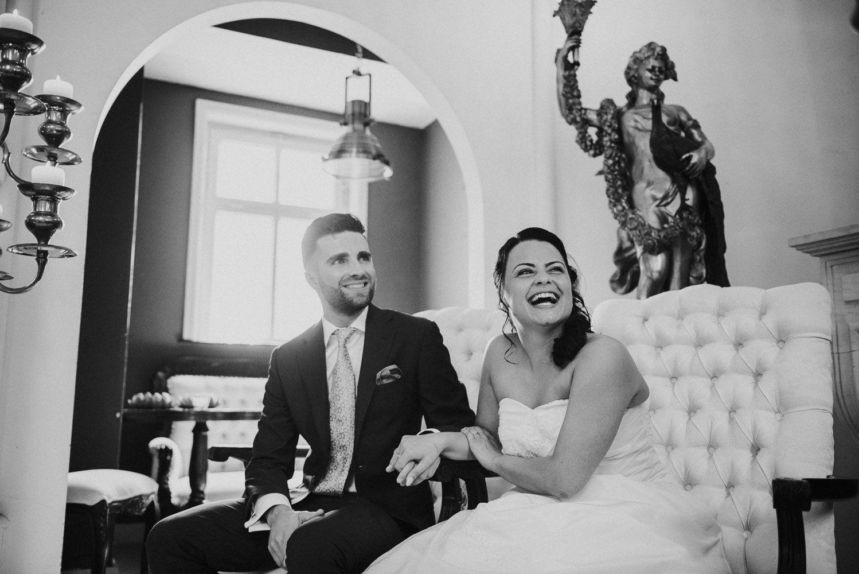 bruidsfotograaf landgoed Marienwaerdt ceremonie