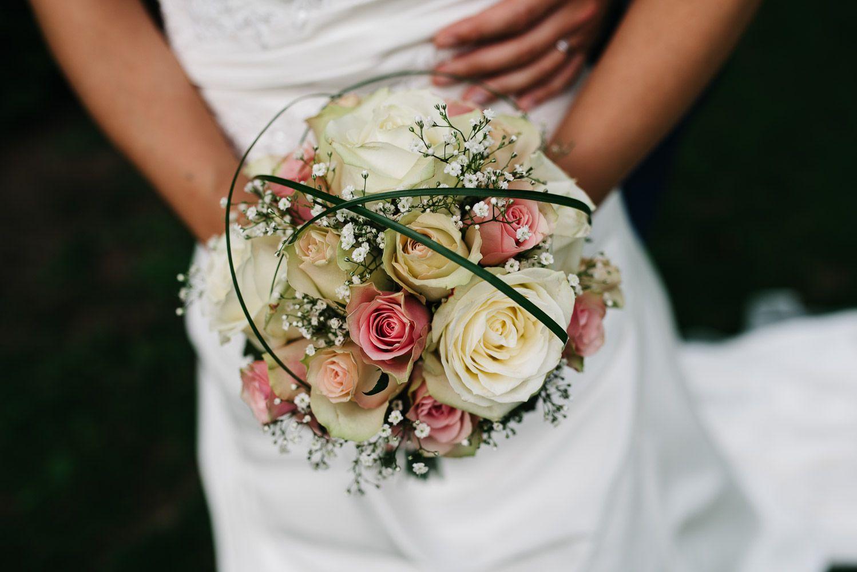 fotoshoot bruidspaar creatiewe trouwfotos