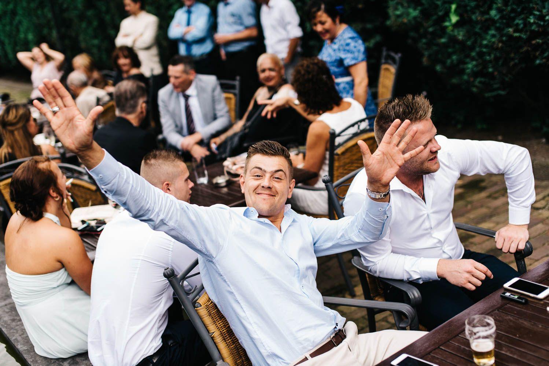 journalistieke stijl trouwfotos spontaan