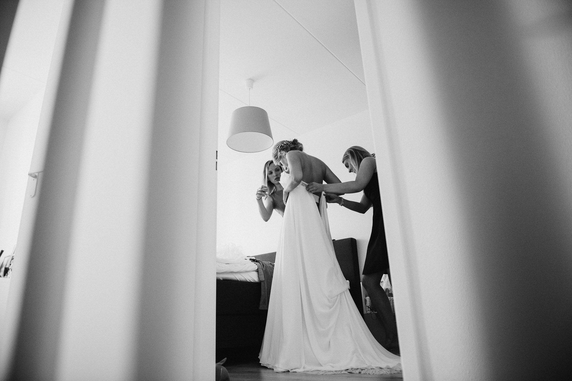 journalistieke bruidsreportage Leiden