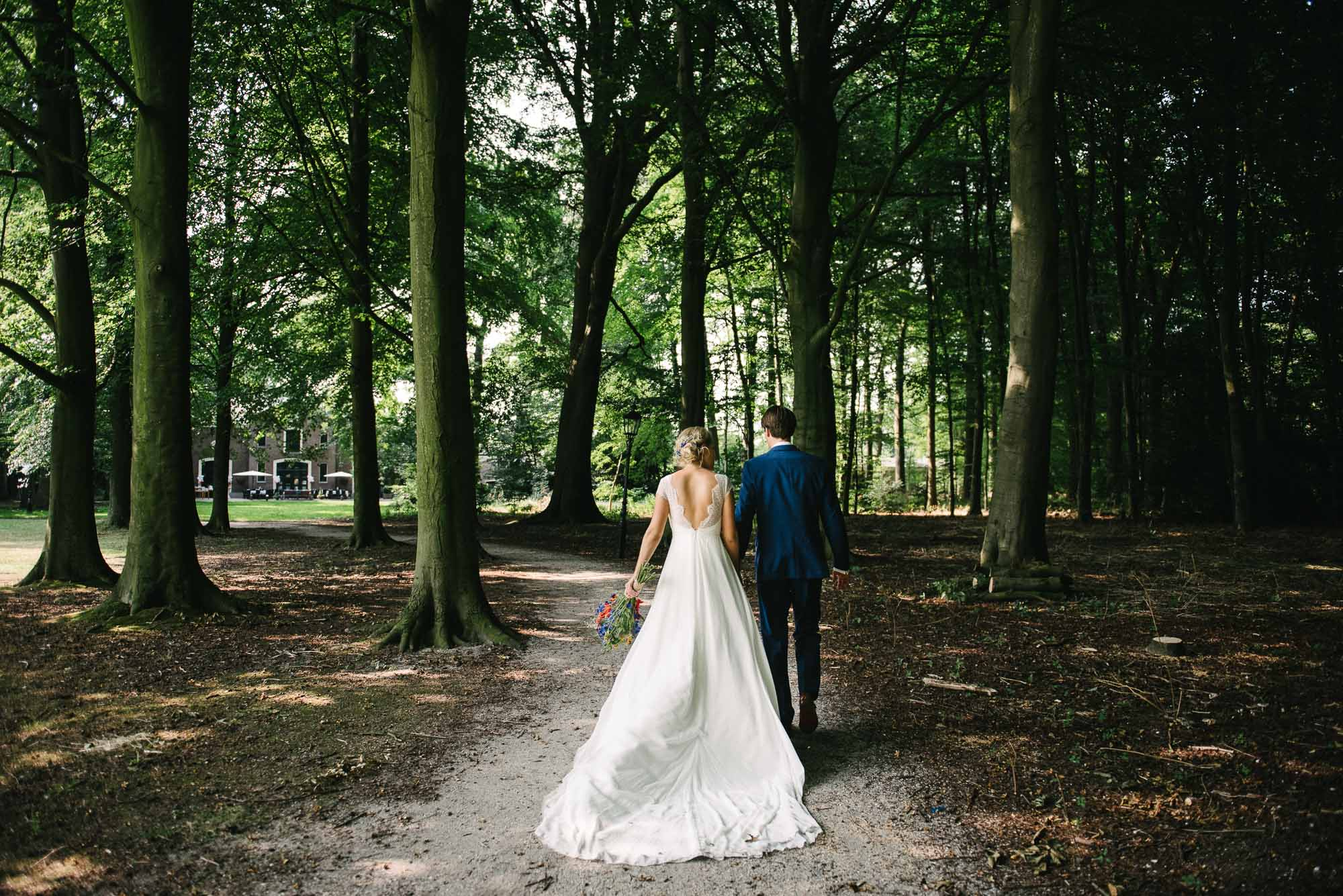 beste trouwfoto's fotograaf bruiloft