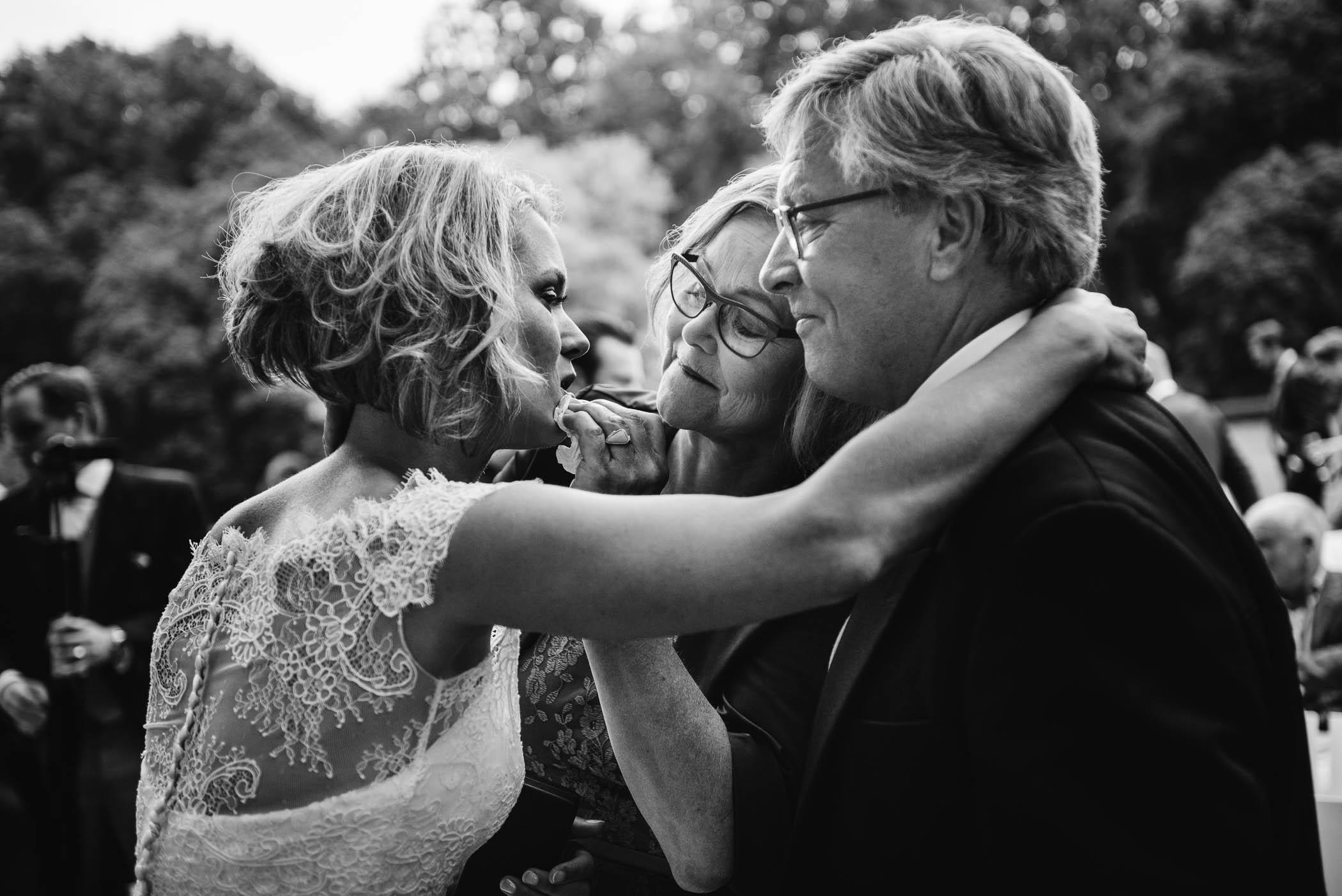 bruidsfotos met humor