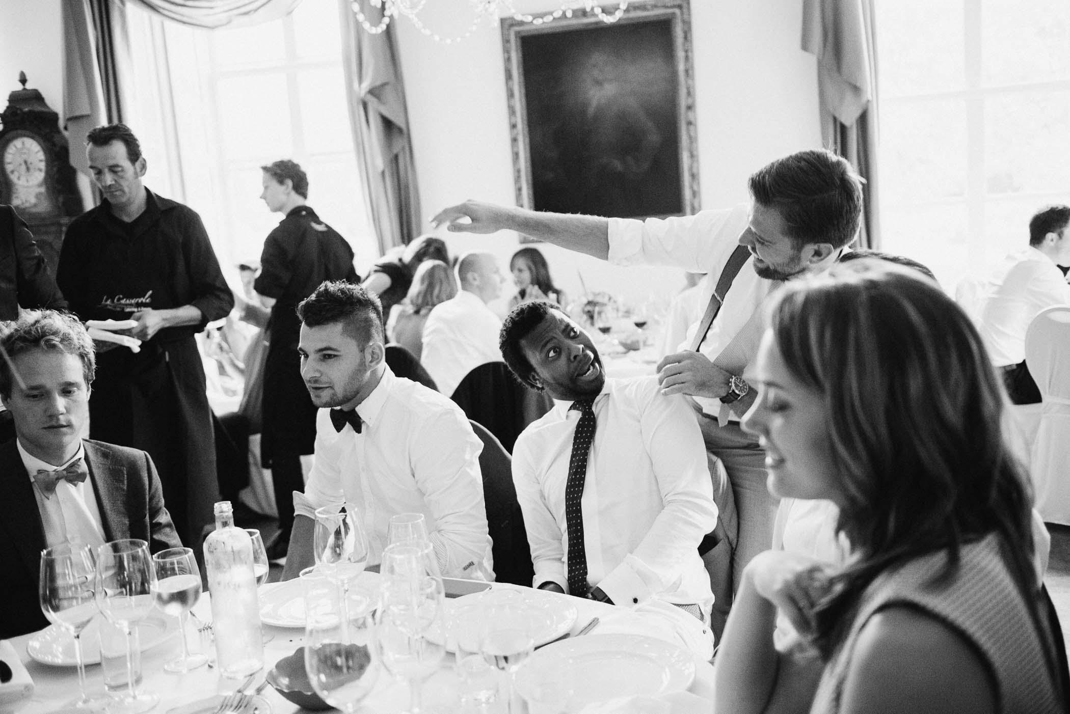 spontane trouwfoto's journalistiek bruidsfotograaf