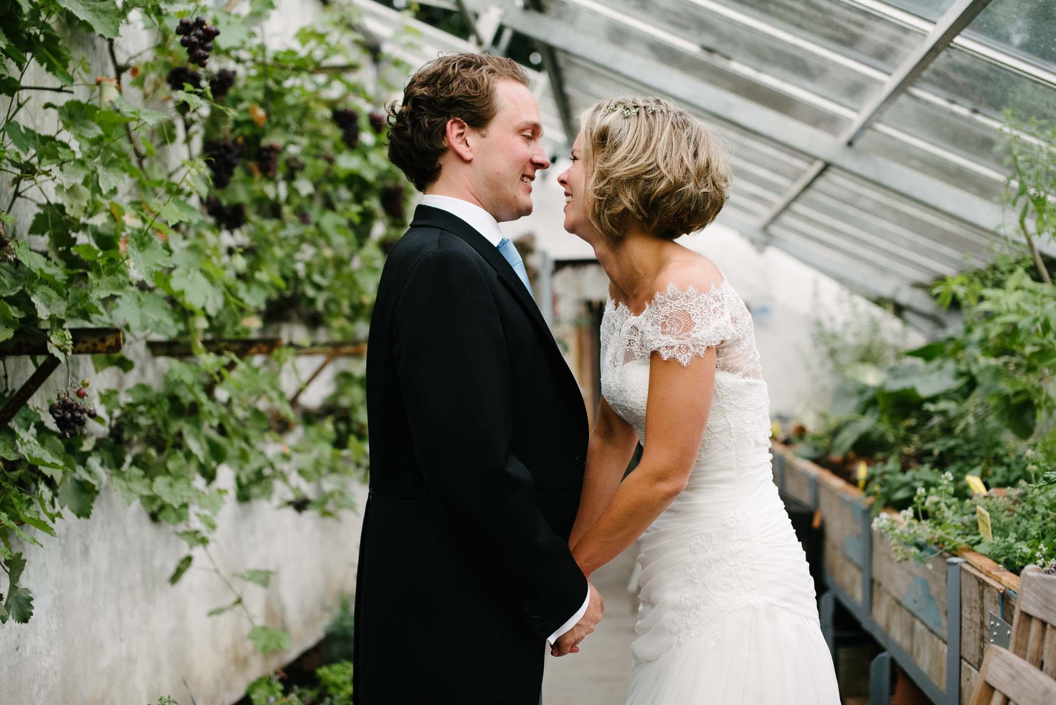 originele bruidsfoto's fotograaf journalistiek