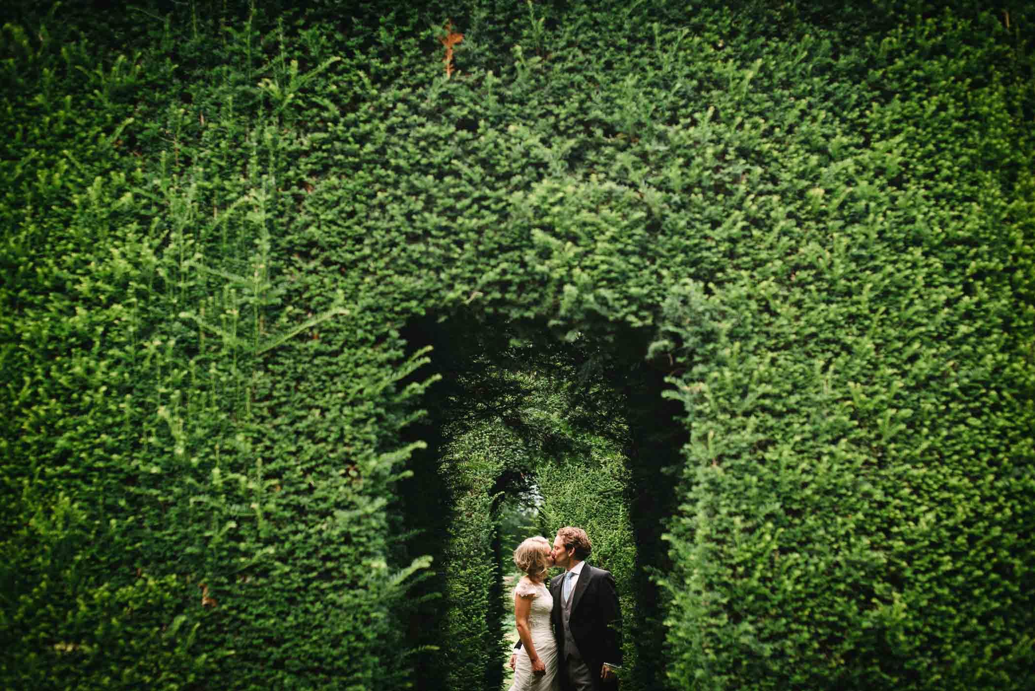 creatieve foto's fotoshoot bruiloft