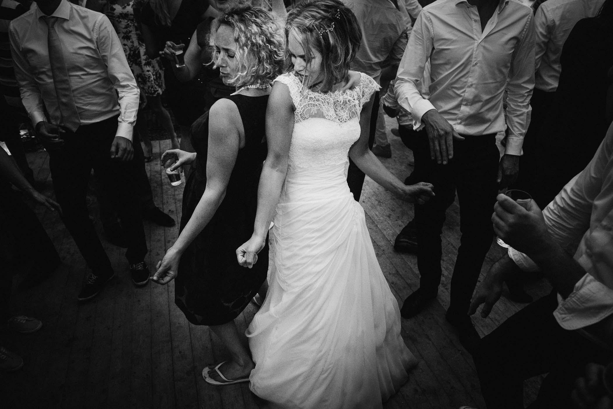 foto's feest trouwen spontaan fotograaf