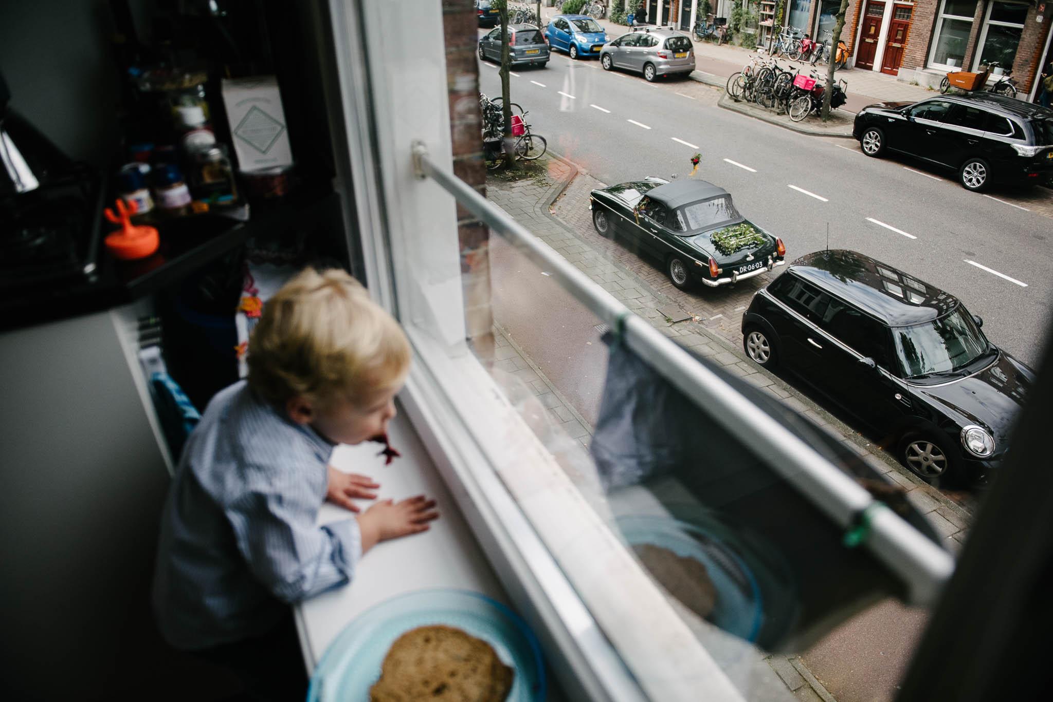 bruidsfotograaf Amsterdam voorbereidingen bruid Amsterdam