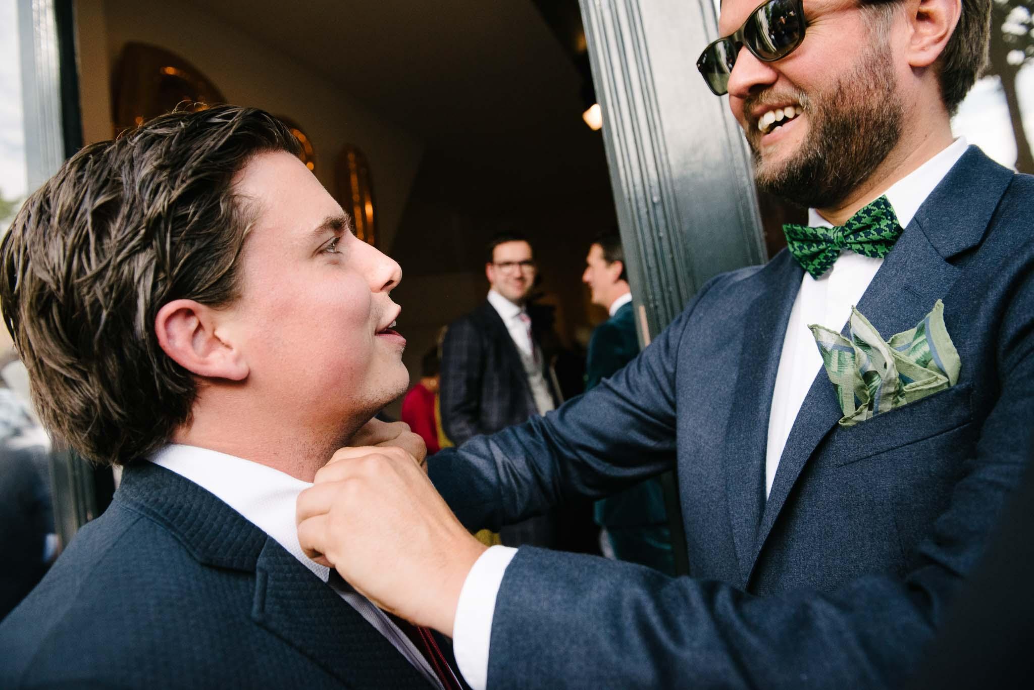 trouwen in Amsterdam bruidsfotograaf journalistieke stijl