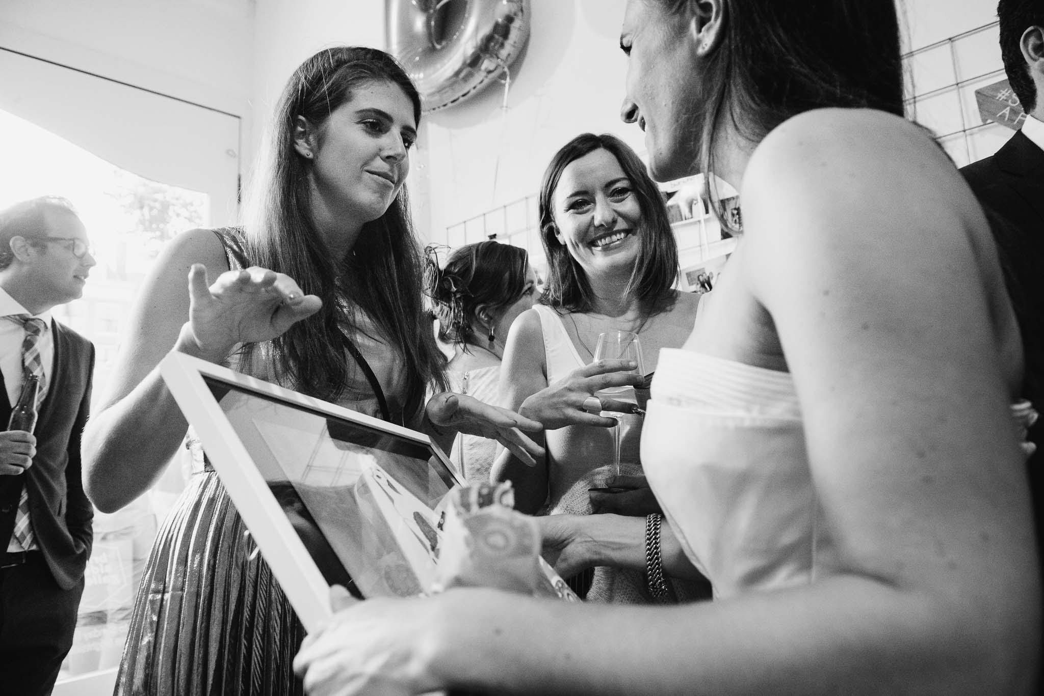 bruiloft in Amsterdam fotograaf journalistiek