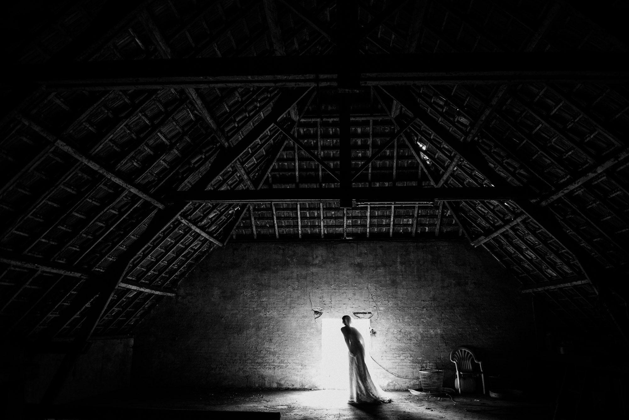 originele foto's bruidspaar