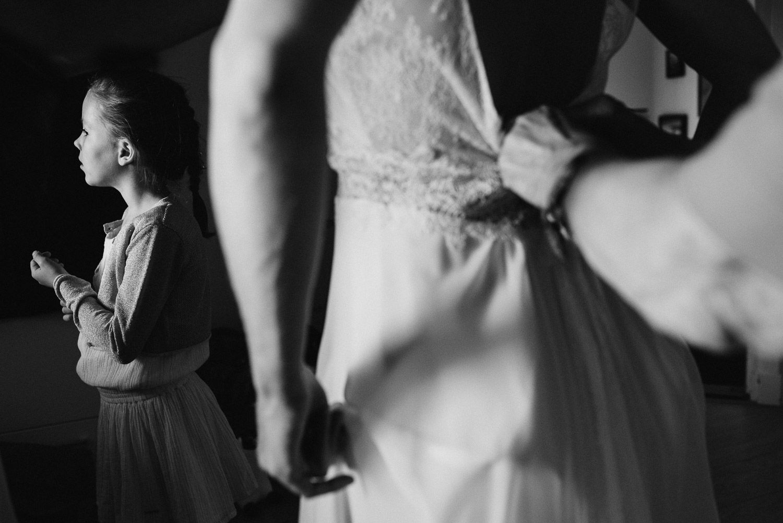beste journalistieke foto's bruiloft