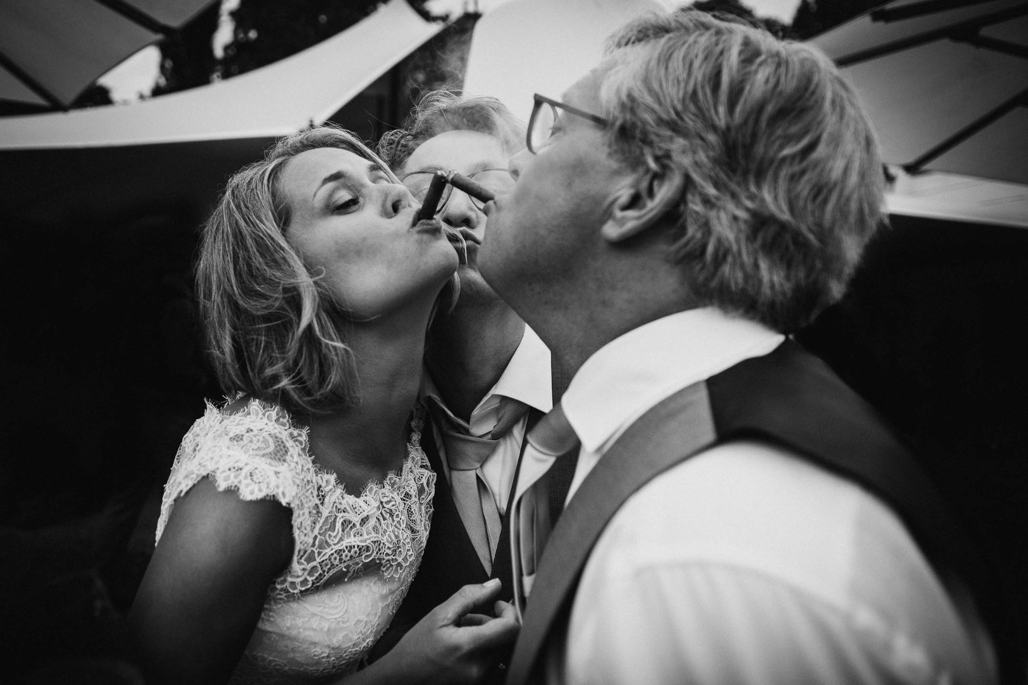 originele foto's bruiloft journalistiek