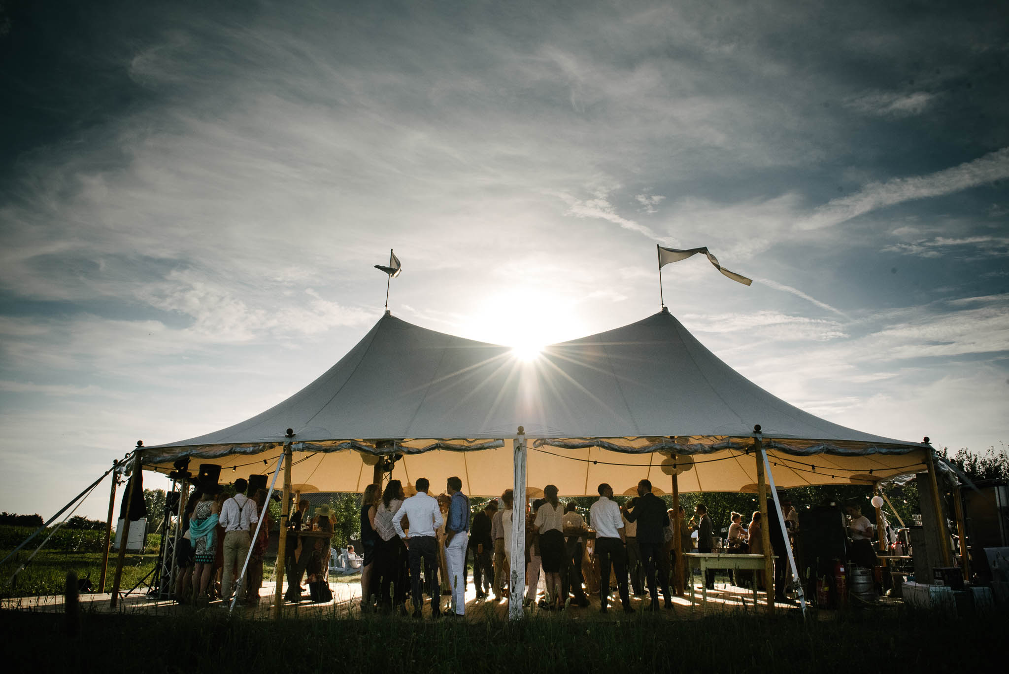 festival bruiloft fotograaf