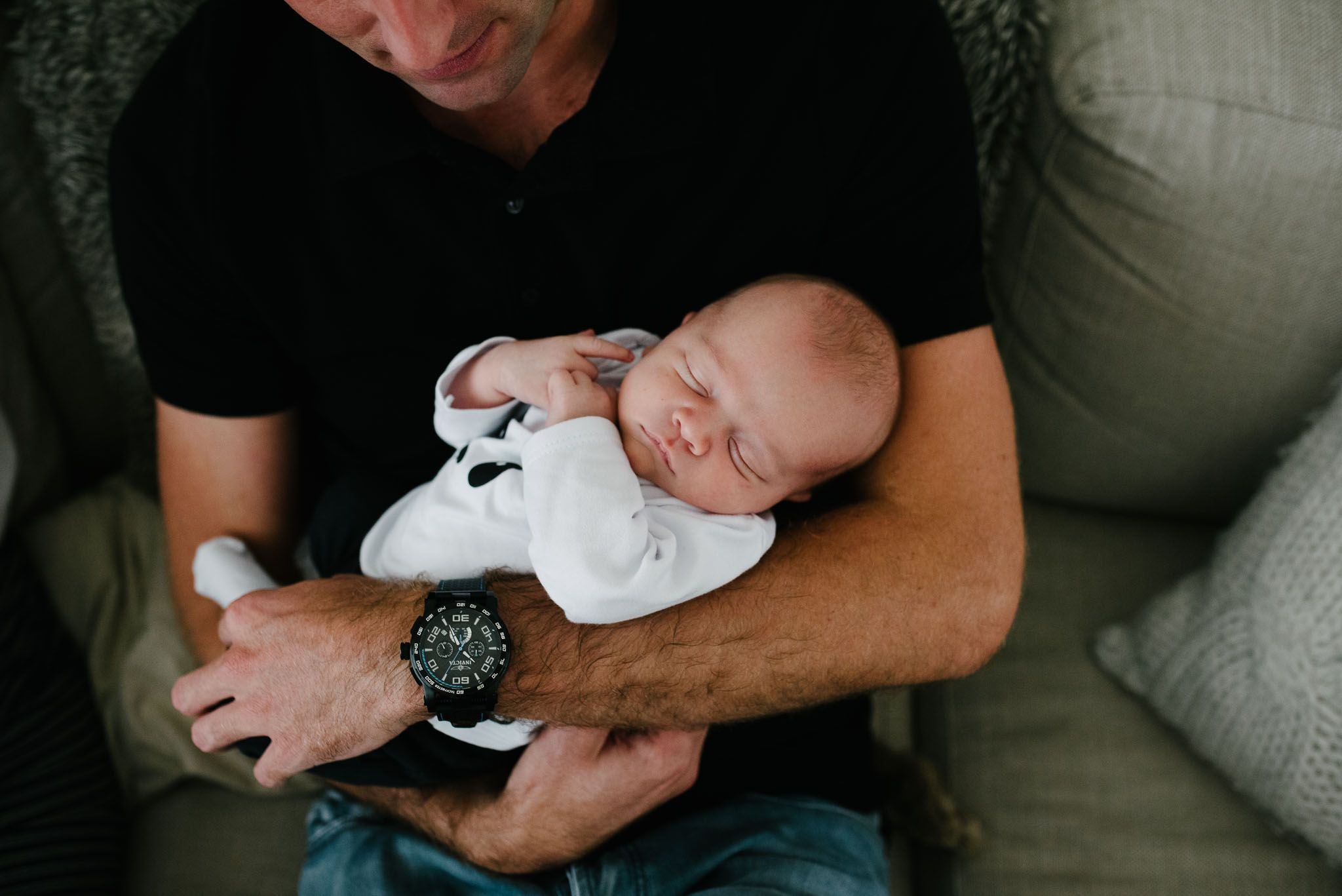 lifestyle newbornfotoshoot beste newbornfoto's