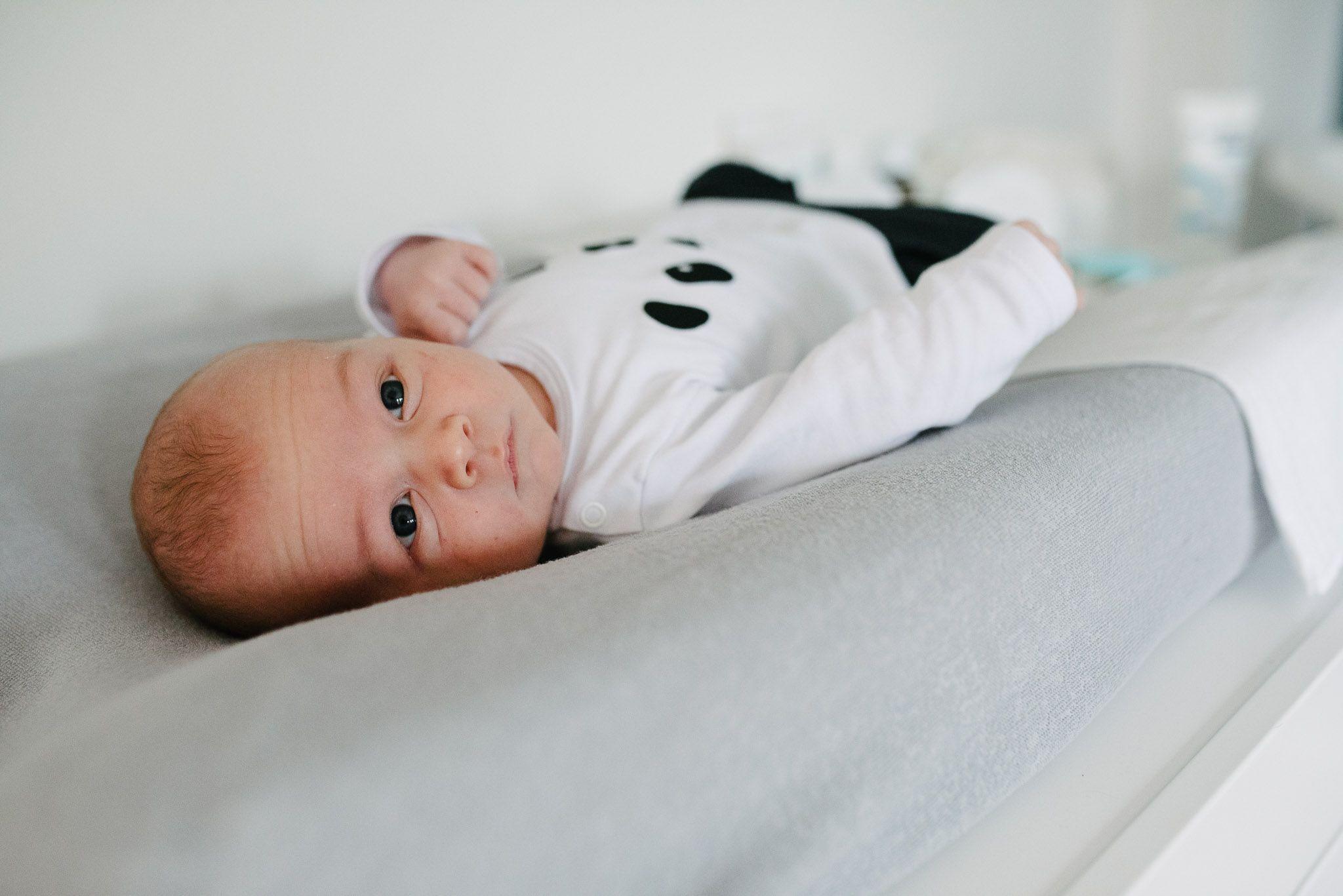 stoere newbornfoto's