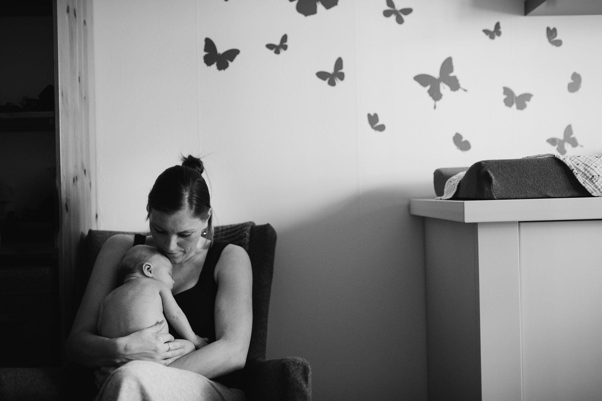 newbornfotograaf lifestyle