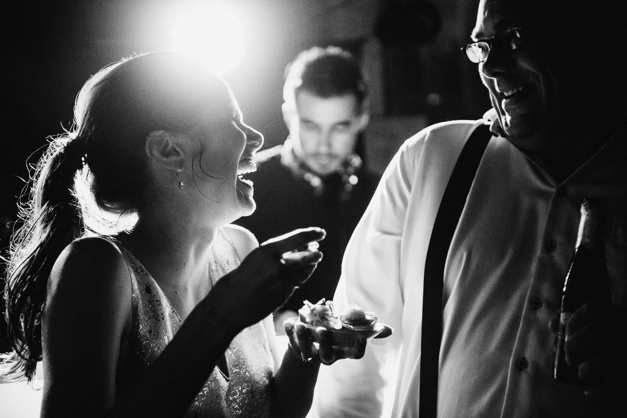 bruidsfotograaf spontane foto's