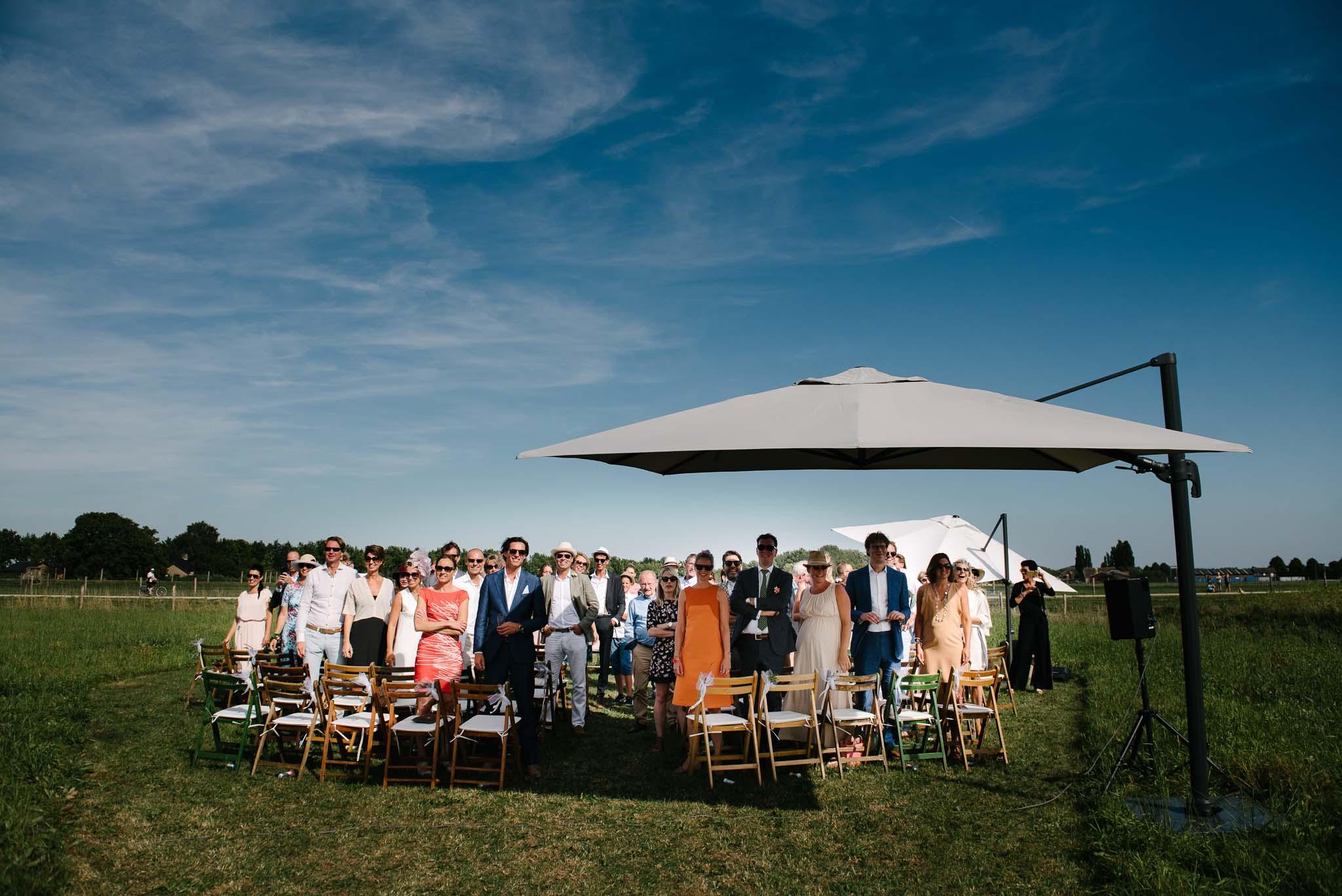 buiten trouwen fotograaf Arnhem