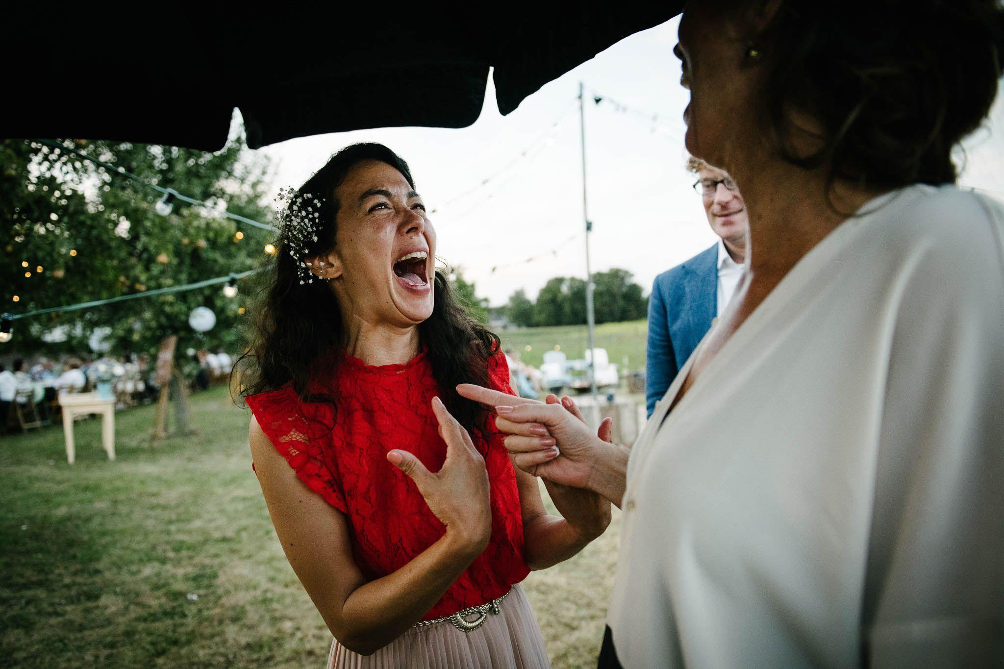 bohemian bruiloft festival stijl